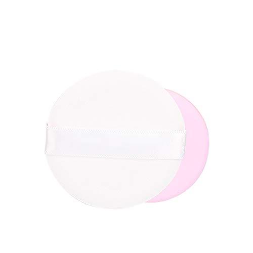 10 Stück Puff Air Cushion Puff Runde Nass- und Trocken-Make-up-Werkzeug Foundation