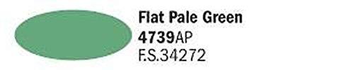 Pale Green Flat