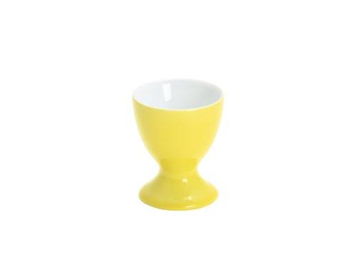 Kahla Pronto Eierbecher mit Standfuß, Zitronengelb, 1Stück