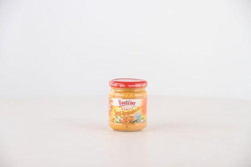 Bautzner Senf-Brotaufstrich Gemüse - 1 x 200 ml