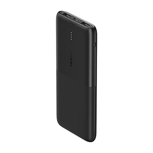 OPPO 10000 mAh Power Bank (18 W)(Black, Lithium Polymer)