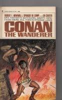 Conan The Wanderer #4 B003VWTC1W Book Cover