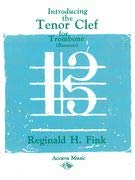 Introducing the tenor clef for trombone (bassoon),