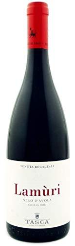 Tasca d'Almerita Vino Lamùri Nero d'Avola - 6 bottiglie da 750 ml