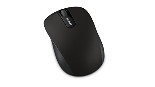 Microsoft PN7-00004 Mobile 3600 Mouse, Bluetooth, Nero