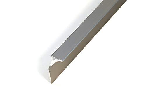 ABSCHLUSLISTA hörnlist vinkellist anslutningar anodiserad aluminiumlist 28 mm