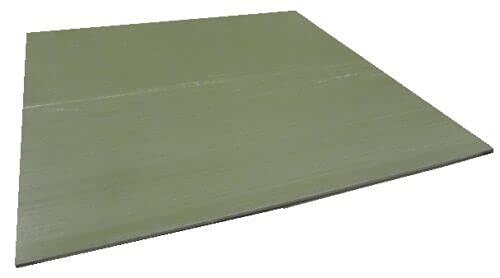1 Pc of Fiberglass Sheet Extren Olive 24