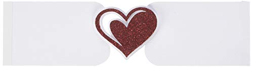 All About Details NHOHEAR Heart Napkin Holders