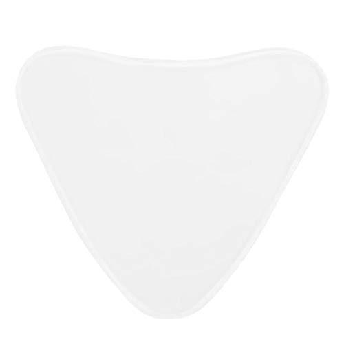 BLLBOO Anti-Falten-Silikon-Kasten-Auflage Unsichtbare Decollete-BH Pflege wiederverwendbare Pads Triangle