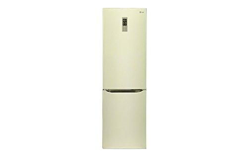 LG GBB530SEQZS Libera installazione 343L A++ Sabbia frigorifero con congelatore