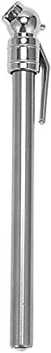 VSLIFE Portátil Durable Car Styling 5-50 PSI Medidor de presión Forma de Pluma Uso de Emergencia Neumático/Medidor de Prueba de presión de Aire de neumático Durable