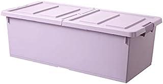 Lpiotyucwh Paniers et Boîtes De Rangement, 1pcs Boîte de rangement de vêtements de grande capacité Organisateur, bacs de r...