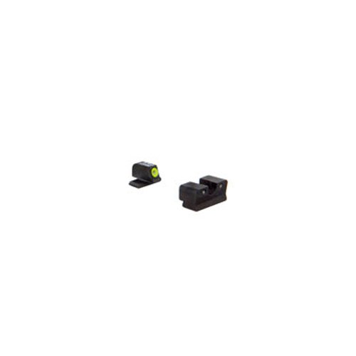 Trijicon Springfield XDS HD Night Sight Set, Yellow Front Outline