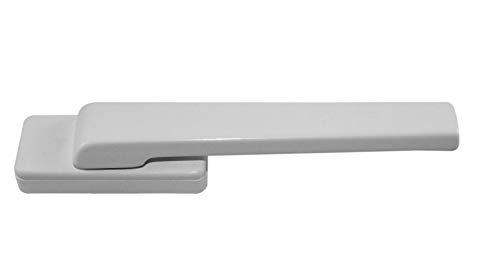 GU Drehgriff Balkontürgriff flach 6-28101-00-0-7 weiss geeignet für aussen hinter Rollade