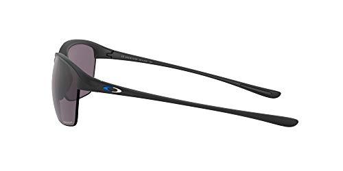 Product Image 4: Oakley Women's OO9191 Unstoppable Rectangular Sunglasses, Matte Black/Prizm Grey, 65 mm