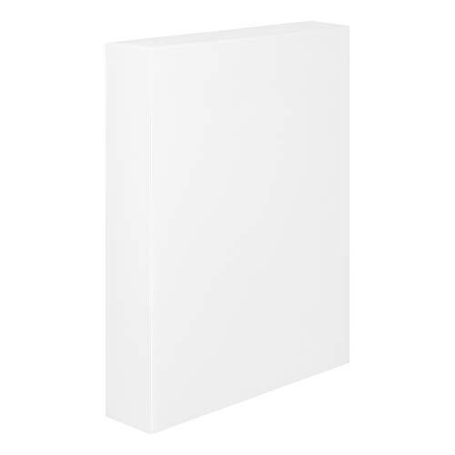 Amazon Basics Papel fotográfico, brillante, 12,7 x 17,78 cm, juego de 100 hojas, 200 g/m²