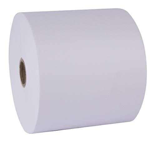 Apli Térmico Pack de 8 Rollos de Papel, Blanco, 80 x 60 x 12 mm