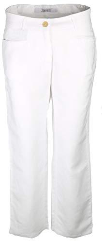 Zerres Damen Hose Jacky Größe 46 EU Weiß (weiß)