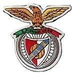 MAREL Patch SL Benfica- Portugal fútbol UEFA Champions Parche termoadhesivo Bordado cm 10x 8Replica