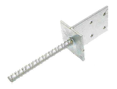 T-Pfostenträger T-Form zum Einbetonieren feuerverzinkt