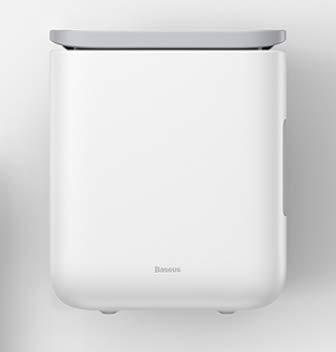 Baseus Mini Kühlschrank, 6 Liter Tragbare Kühlschränke mit Kühl- und Heizfunktion