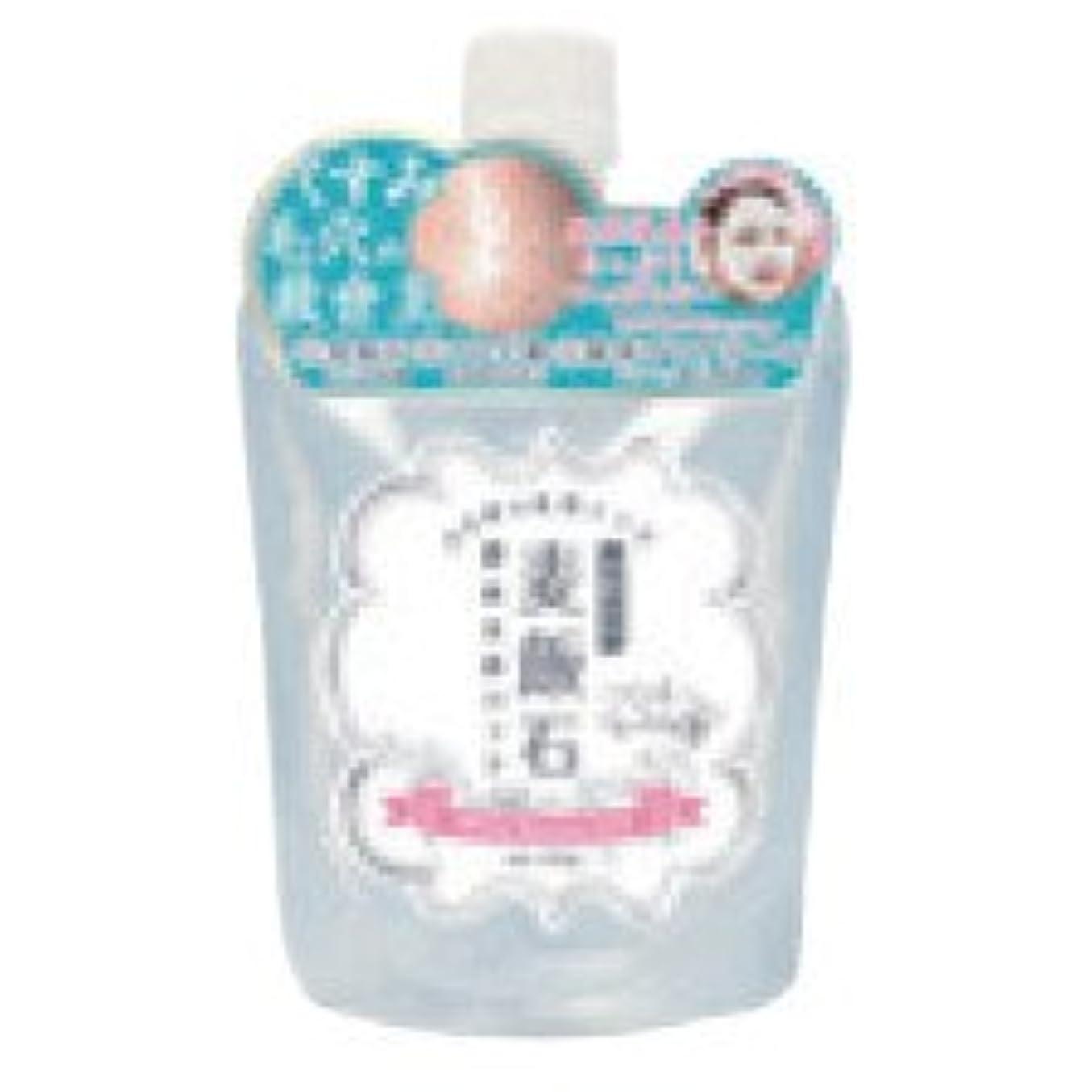 開示するに変わるエキスホワイトムースパック 美濃白川麦飯石酵素洗顔パック 100g 3個セット