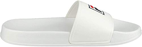 Fila Herren Sandalen Palm Beach Slippers, White, 42 EU