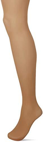 Nur Die Damen Goodbye Laufmaschen Shape Strumpfhose, Beige (Amber 230), Small (Herstellergröße: 38-40=S)