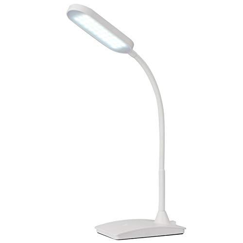 LED-Schreibtisch, Flexible Schwanenhals-Tischlampe , LED-Schreibtischlampe...