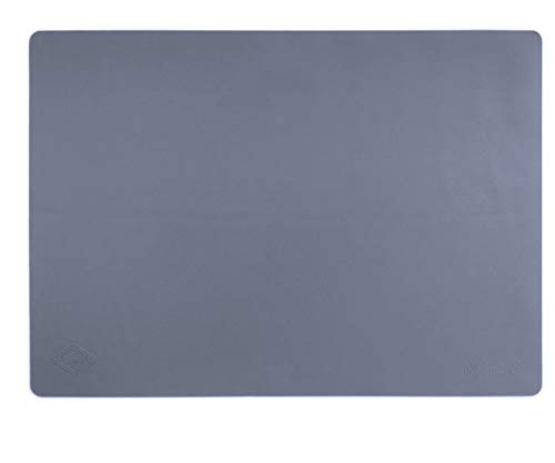Supmat XXL, 20'x28', Super Versatile Extra Large and Thick Heat Resistant Silicone Mat, Counter Mat, (Dark Gray)