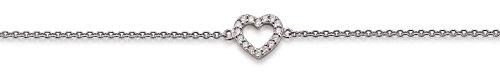 VIVENTY Damen-Statement-Armbänder 925 Sterlingsilber zirkonia 777517
