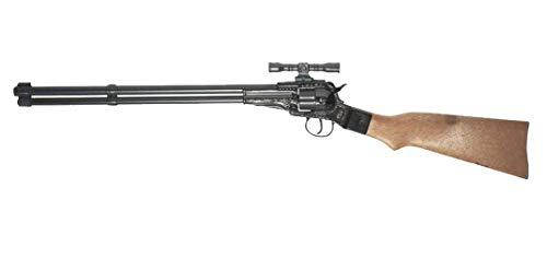 Outletdelocio.. Escopeta Kocis Black Juguete con 288 fulminantes en Aros de 12 tiros. 38011/4-63863