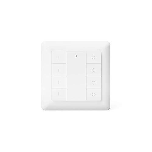 HeatIt - Telecomando da parete senza fili Z-Wave con otto pulsanti