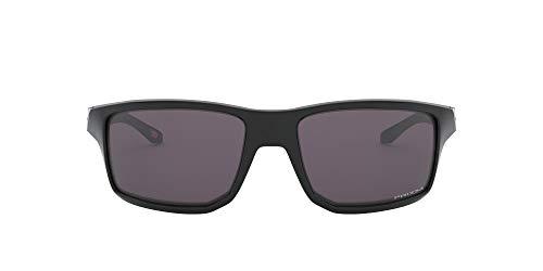 Oakley Unisex-Adult OO9449-0160 Sunglasses, Polished Black, 60