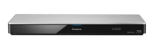 Panasonic DMP-BDT365EG Blu-ray Player (4K, 3D, Miracast, USB) silber