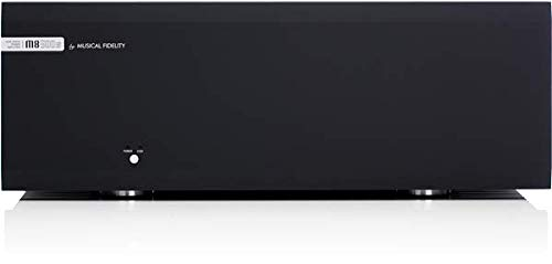 Cheapest Price! Musical Fidelity M8-500S Power Amplifier (Black)