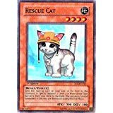 Yu-Gi-Oh! - Rescue Cat (FET-EN033) - Flaming Eternity - Unlimited Edition - Common