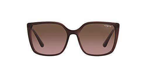 Gafas de Sol Vogue VO 5353S Red/Brown Pink Shaded 54/16/140 mujer