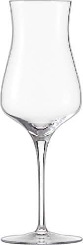 Zwiesel 1872 114847 Cognac Verre, Verre Transparent, 6 unités