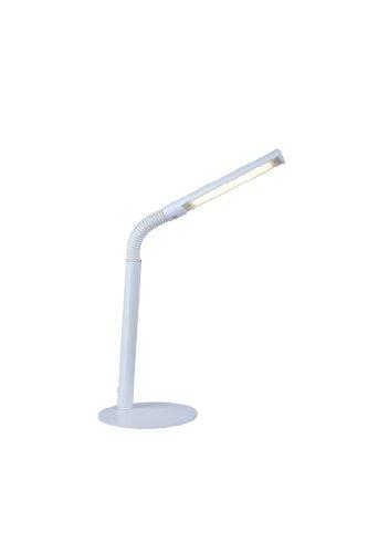 LeuchtenDirekt Tischleuchte 1x LED-Board / 4 W / 3000 K Innenleuchte, weiß IP20 11520-16
