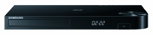 Samsung BD-H6500 Lettore Blu Ray, Nero
