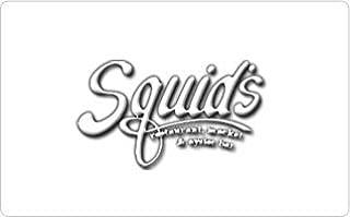 Squid's Restaurant & Oyster Bar Gift Card