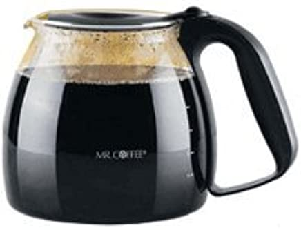 Mr Coffee Coffee Maker 12 Cup Black Carafe URD13  Replacement Decanter NEW