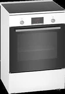 Bosch Serie 4 HLR39A020 - Cocina (Cocina independiente, Negro ...