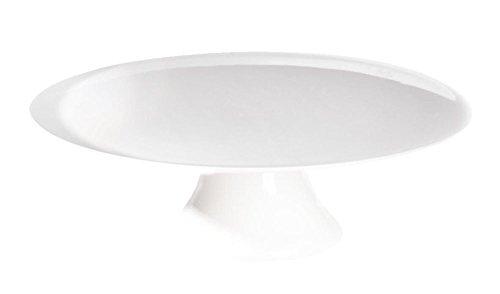 ASA 4798147 Tortenplatte - Kuchenplatte - Grande - Keramik - weiß Ø 35 cm Höhe 10,6 cm