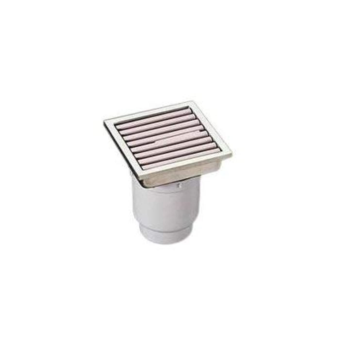 柔らかい足ひそかにカロリー[EWB622SR]TOTO 浴室排水ユニット(樹脂製グレーチング) 非防水層タイプ 縦引トラップ 150角タイル用