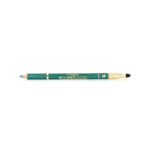 Crayon Eye Designer de L'Oréal N°506 Vert Jade