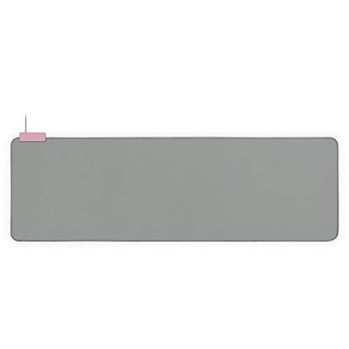 Razer Goliathus Extended Chroma Quartz Pink ゲーミングマウスパッド 幅90cm 布 RGB 【日本正規代理店保証品】 RZ02-02500316-R3M1