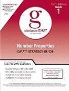Number Properties GMAT Strategy Guide: Guide 1 (Manhattan Gmat Prep)