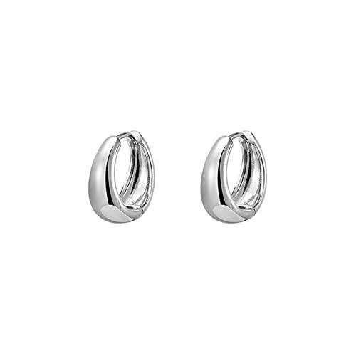 1 piercing de oreja para mujer con personalidad y accesorios de hip hop